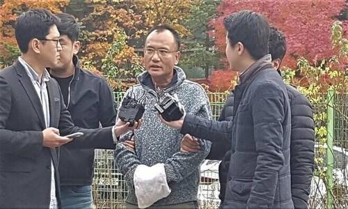 '갑질 폭행' 양진호, 징역 5년 확정