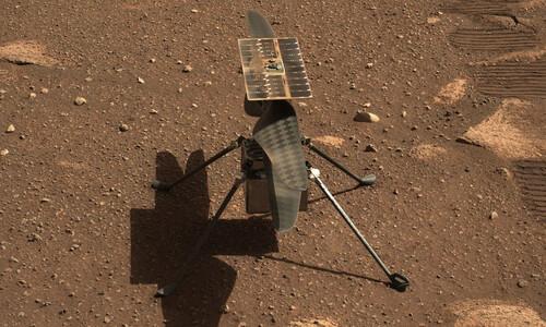 화성 헬리콥터 첫 시험비행, 오후 7시15분 온라인 중계