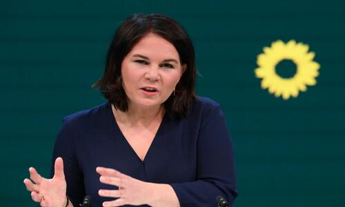 40살 여성 정치인 베르보크, 독일 녹색당 집권 도전 이끈다