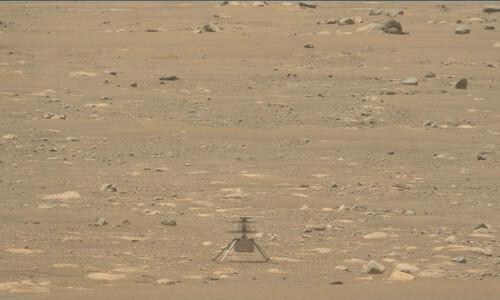화성 헬리콥터, 4번째 비행은 실패…5차례 비행 불투명