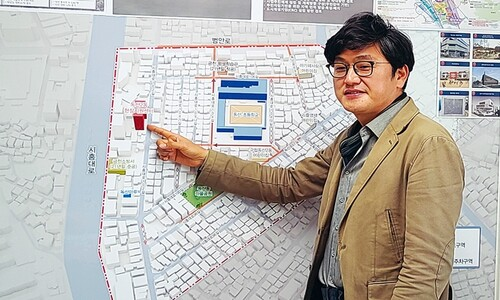 """""""초등학교 중심의 첫 도시재생 만들 것"""""""