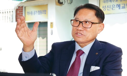 """""""'빈집 수리해 취약계층 임대' 보람 커요"""""""