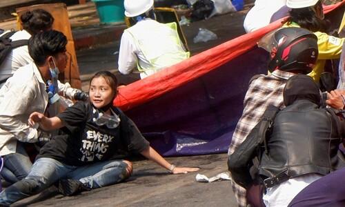 엔젤의 '다 잘 될거야'…미얀마 19살 여성의 마지막 메시지