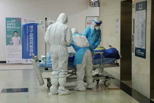 경북 서요양병원 입원 환자 코로나19로 숨져…174명째