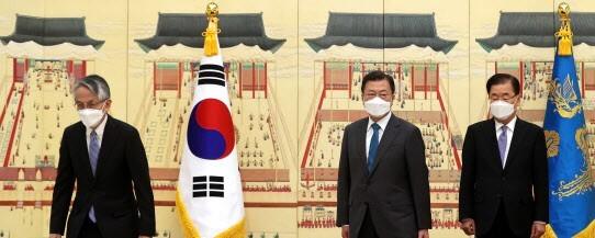 일본 '오염수' 방출, 한-일 관계 악화 결정적 '뇌관'되나