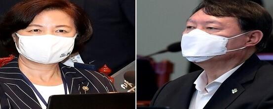 [사설] 윤석열, 추 장관의 '검언유착 수사지휘' 수용해야