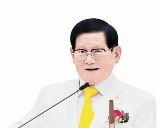 '신천지' 이만희 총회장