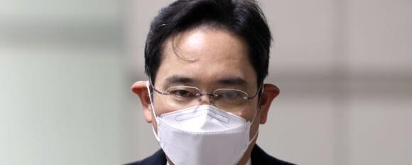 [속보] '국정농단 뇌물' 이재용 징역 2년6개월 '법정구속'