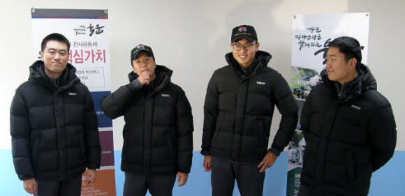 [Photo] S. Korean soldiers to be provided with padded winter jackets for everyday life