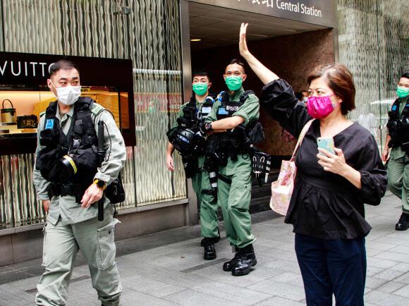 [사설] 우려되는 홍콩 보안법 통과와 미-중 '신냉전' 격화
