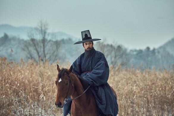 영화 <남한산성>의 한 장면. 한겨레 자료사진