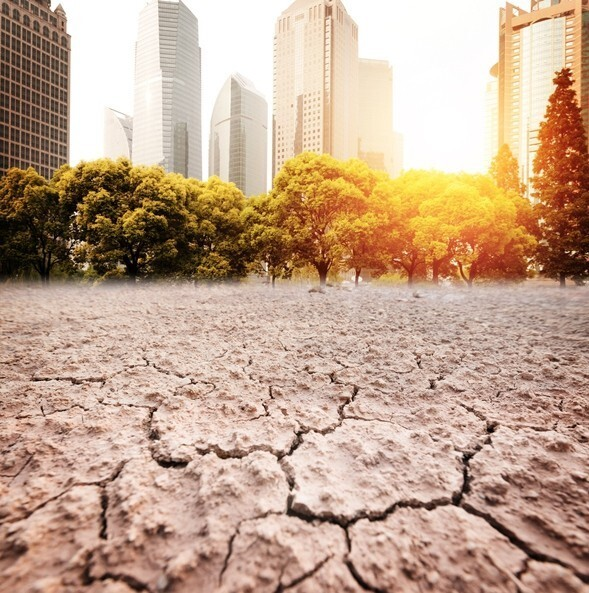 세계기상기구는 '2015~2019 전 지구 기후보고서'에서 최근 5년이 역사상 가장 더운 다섯해로 기록될 것으로 전망했다. 게티이미지뱅크