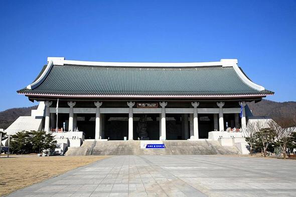 독립기념관. 한겨레 자료 사진