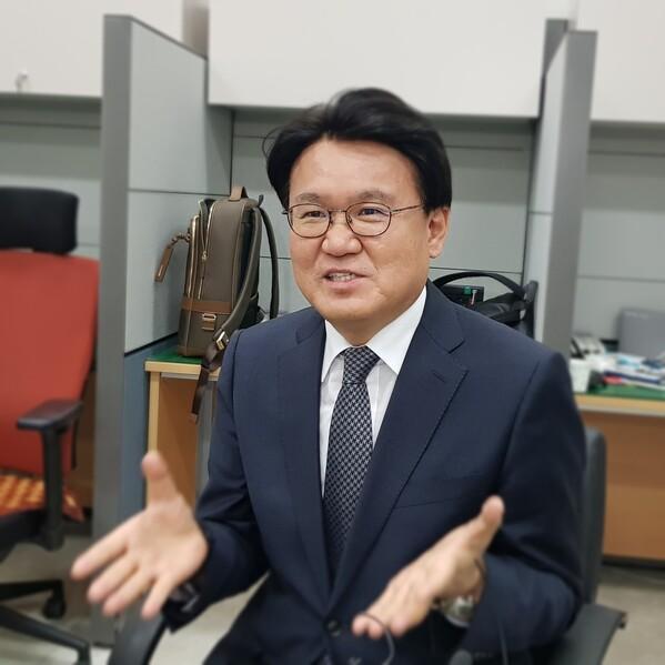 황운하 전 울산경찰청장(현 대전경찰청장)