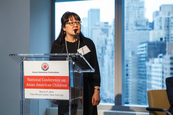 한국계로 미국 뉴욕에서 활동중인 아시안아메리칸연맹 조앤 유 사무총장. 사진 AAF