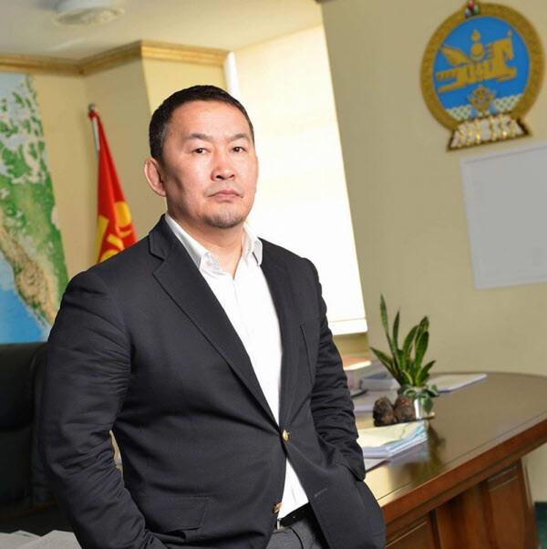 몽골 대통령, 중국방문 직후 스스로 '14일 격리'