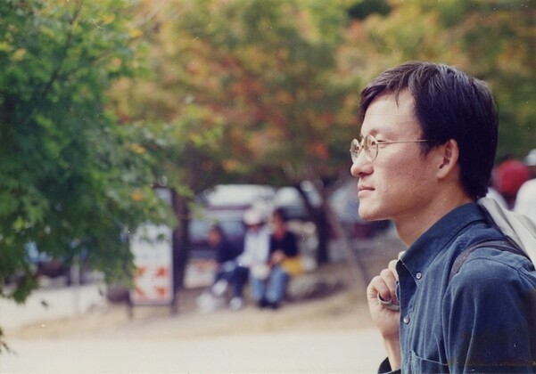[단독] 소설가 김소진, 대학시절 쓴 시 '함경도 아바이' 찾았다