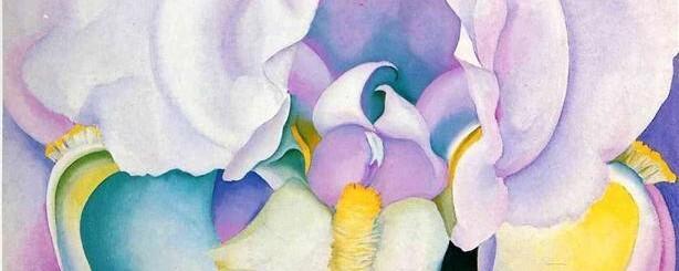 '여성적인 꽃' 아닌 '자기다운 그림'을 그렸을 뿐인데
