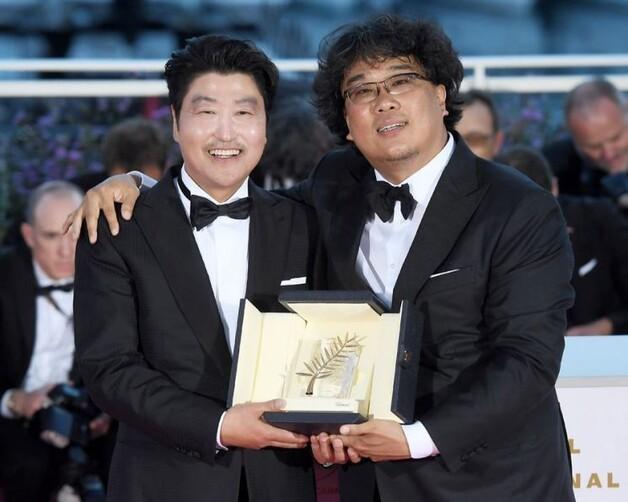 봉준호·송강호 '위아원' 영화제 참가