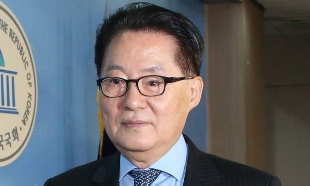 [속보] 문 대통령, 국정원장에 박지원 내정