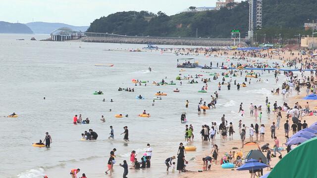 [주말 본방사수] '다큐 3일' 코로나가 바꿨다 해수욕장의 풍경