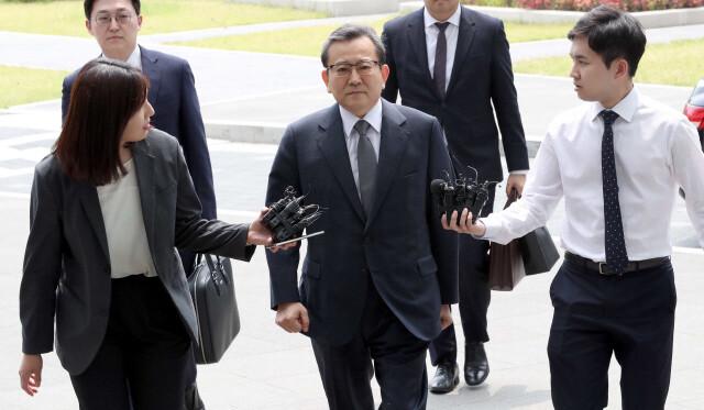 김학의 전 법무부 차관. 한겨레 자료사진