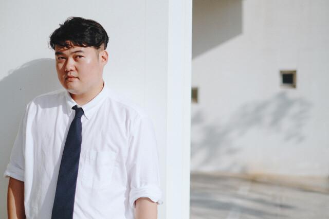 김봉곤 작가. 문학동네 제공