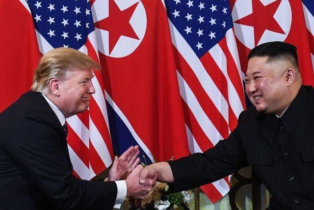 """[속보] 트럼프, 김정은에 """"빨리 행동해야…곧 보자"""""""