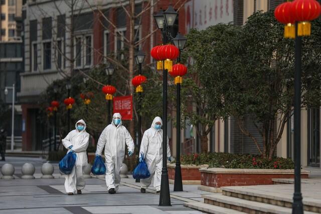 '방역 사각지대' 중국 교도소 집단 감염 속출 비상