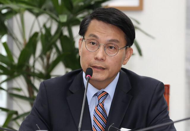 무소속 윤상현 의원. 공동취재사진