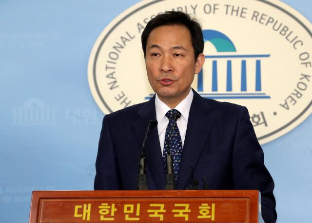 """우상호 """"윤미향 출마, 이용수 할머니 분노 유발"""" 발언 뒷말"""