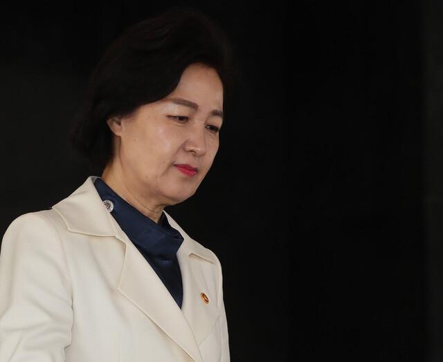 [사설] 검찰 인사 일단락, '공정·신속 수사'로 신뢰 되찾길