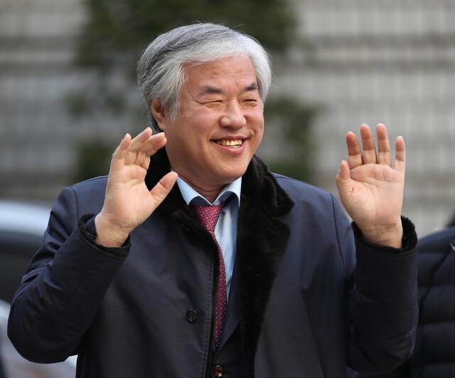전광훈 목사 교회 강제철거 될 수도…명도소송 1심 패소