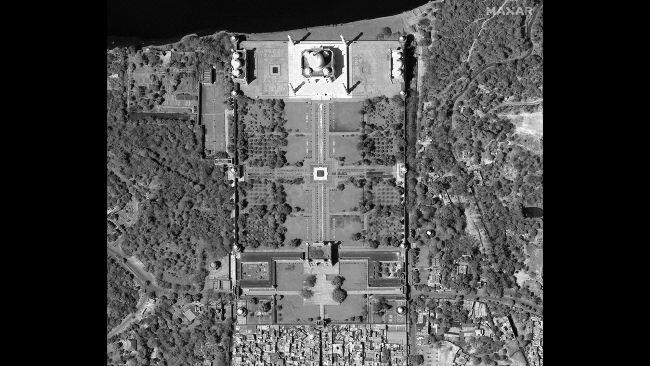 [위성사진] '코로나19'가 멈춰세운 지구