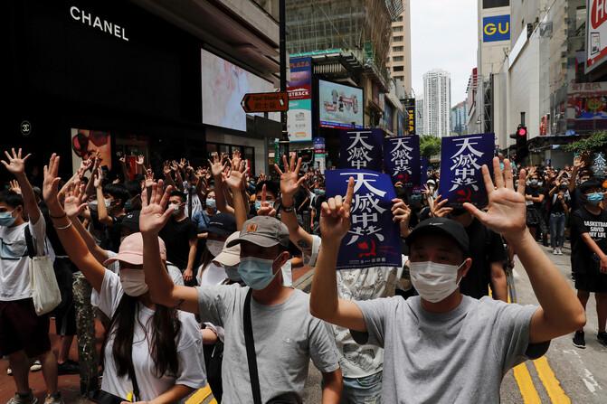 미, 홍콩 특별지위 박탈하나…홍콩 위상 약화시 중국에 큰 타격