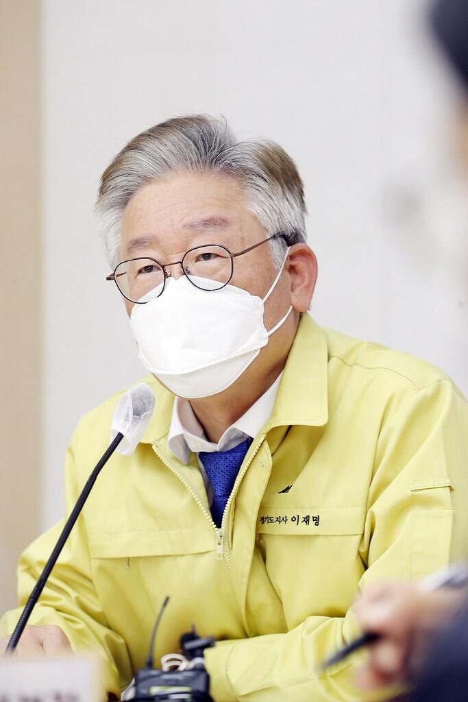 경기도 부천 쿠팡 물류센터 배송요원 2500명 긴급 검사 나서