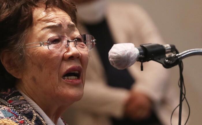 70년이 지난들 고통 사라질까…'여성 인권운동가 이용수'의 슬픔