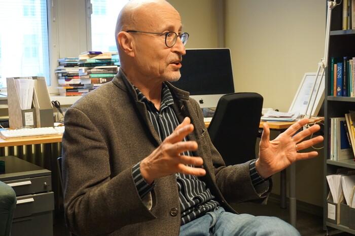 헬싱키 대학의 레이조 미에티넨 교수는 혁신과 복지에 대한 핀란드 모델에 일찍이 주목한 학자다.