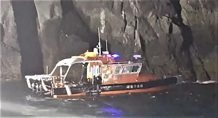 통영 동굴서 다이버 구조하다 실종된 해경, 숨진 채 발견