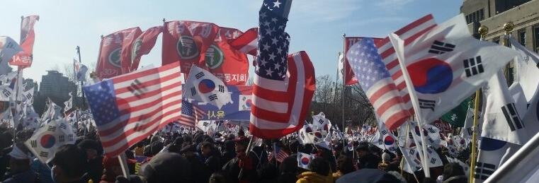 한국개신교, 언제까지 성조기만 흔들것인가