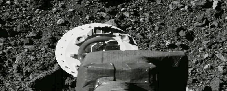 나사 탐사선, 3억km 거리의 소행성 베누 흙을 담았다