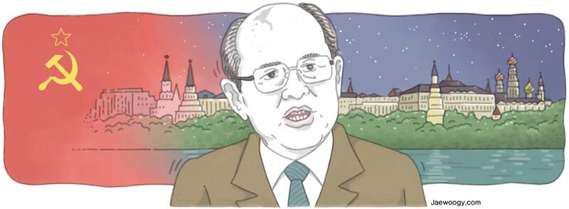 [김병익 칼럼] 고르바초프의 역설