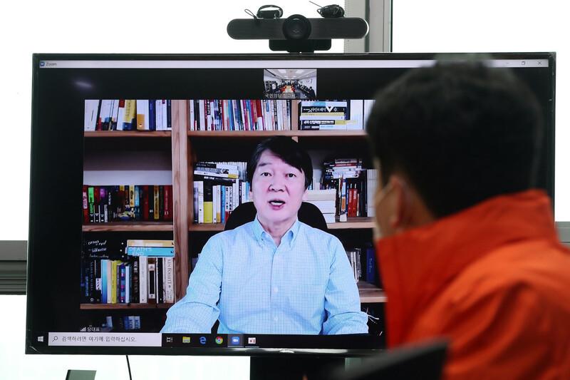 국민의당 총선 준비 '안철수 원맨쇼'