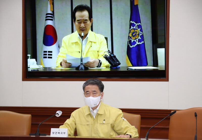 [속보] 신규확진 103명 중 서울·경기서만 69명…3월 이후 '최다 감염'