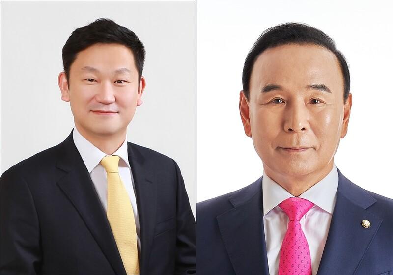 [주목, 이 지역] 노무현 사위-원조 친박, 박근혜 외가에서 격돌