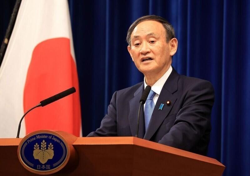 [사설] '독도·위안부' 억지 답습한 스가 정부 첫 외교청서