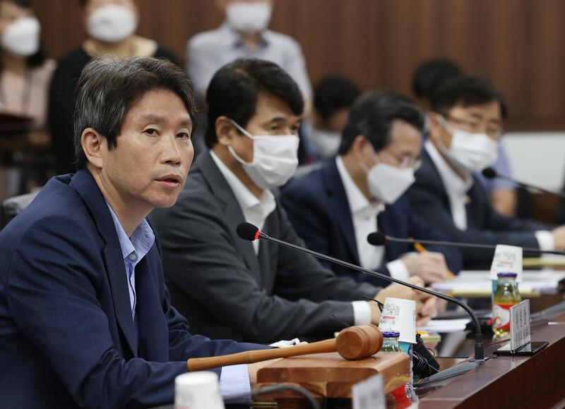 북에 1천만달러 인도적 지원…이인영식 남북협력 '마중물'