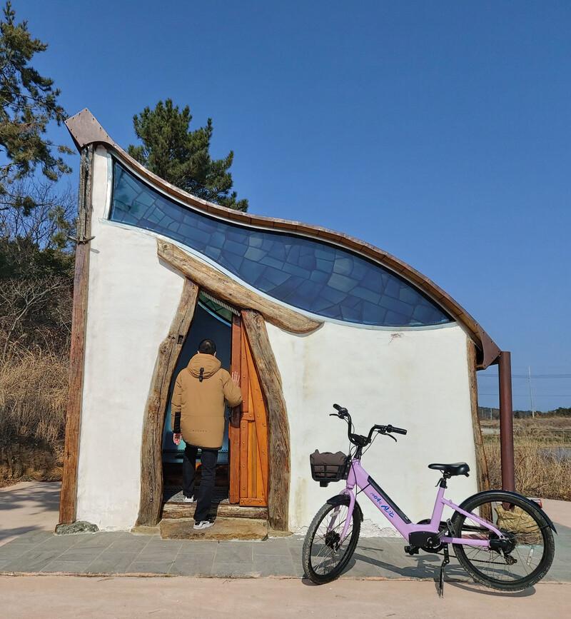 소악도 '작은 야고보의 집'. 김선식 기자