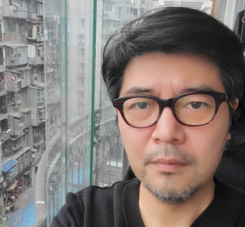 중국 후베이성 우한에 남아 교민들 건강을 돌보는 의사 이상기 원장. 연합뉴스