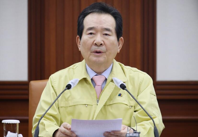 """'사회적 거리두기' 연장 가능성…정부 """"완화 땐 감염확산 위험"""""""